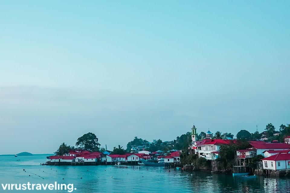 kampung merah putih tual pulau kei