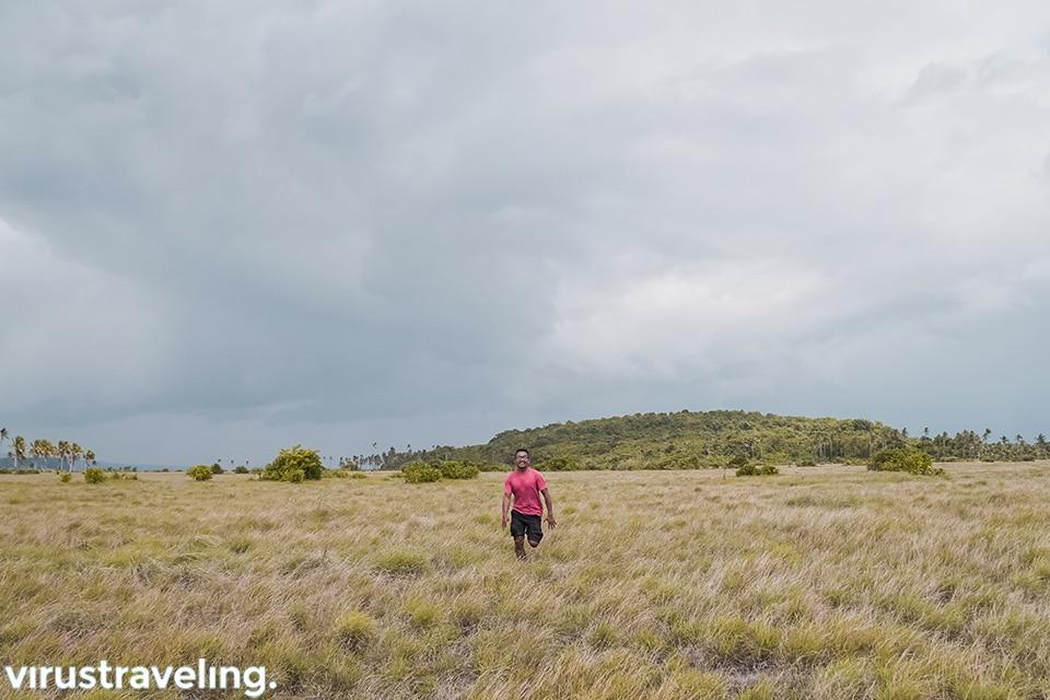 virustraveling di pulau ular pulau liwutongkidi
