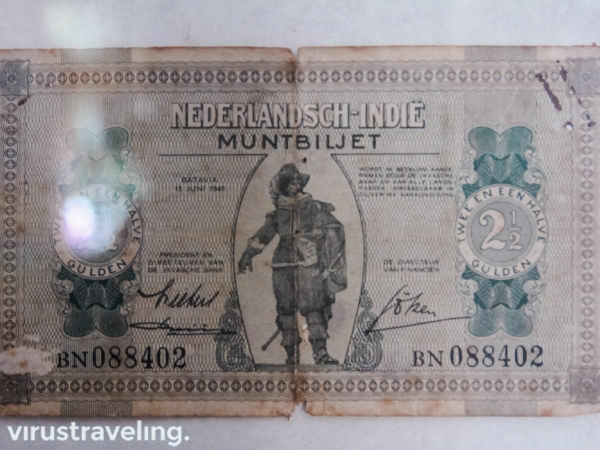Mata uang jaman Belanda Museum BRI