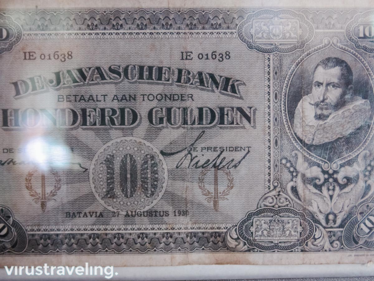 Mata uang jaman Belanda
