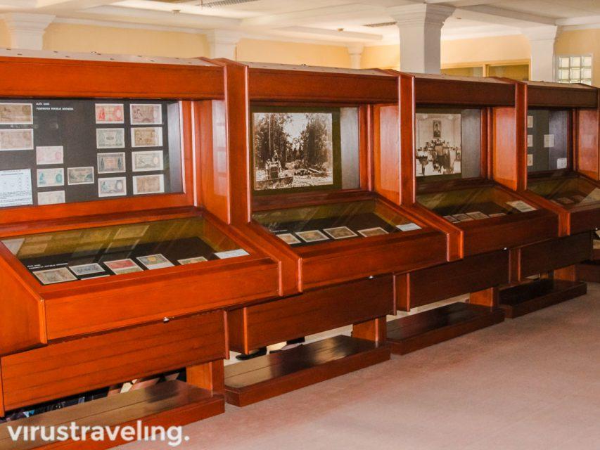 Ruang Peraga Museum BRI