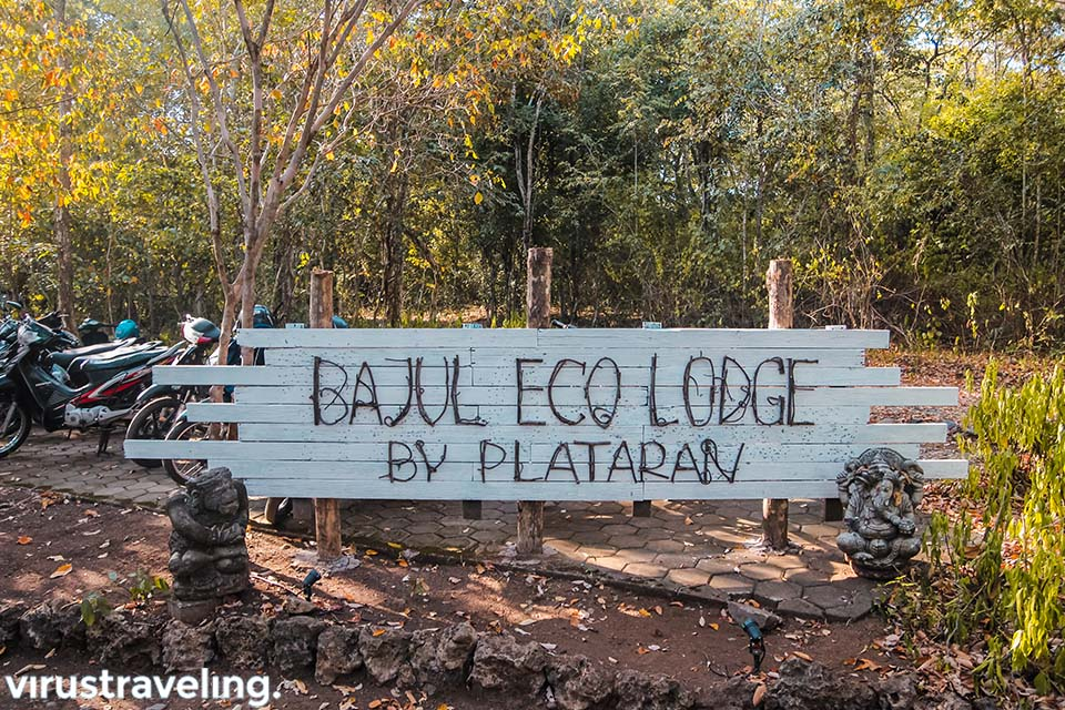 Bajul Eco Lodge Plataran Menjangan
