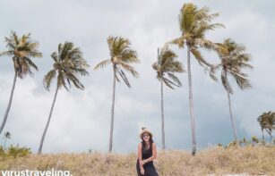 Satya Winnie di Pulau Liwutongkidi Baubau