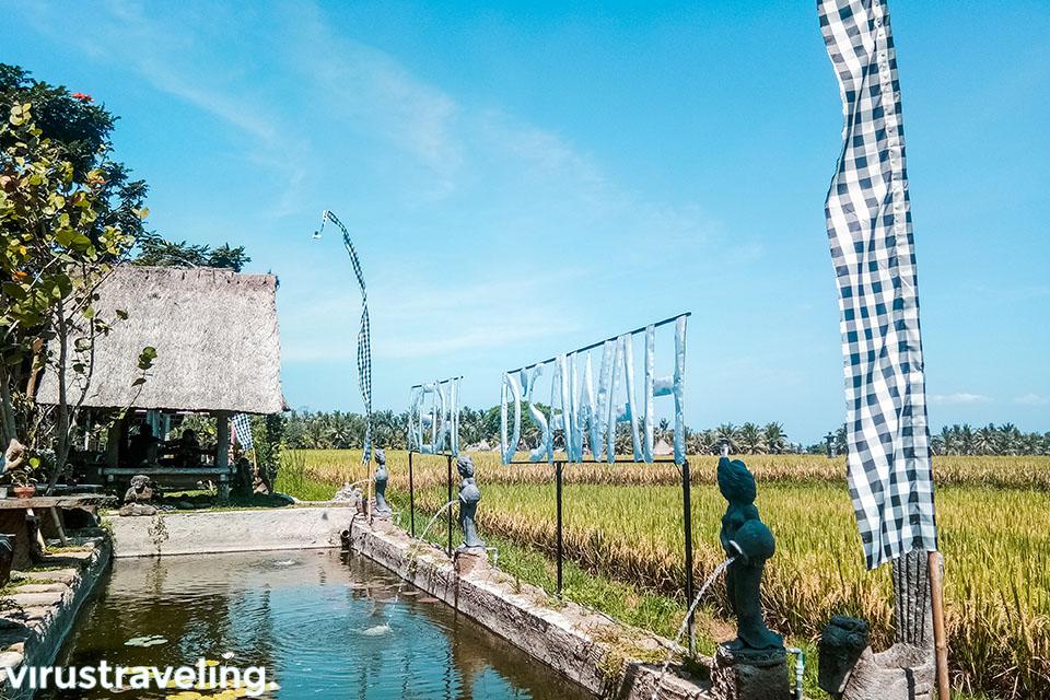 Kedai D'Sawah Ubud