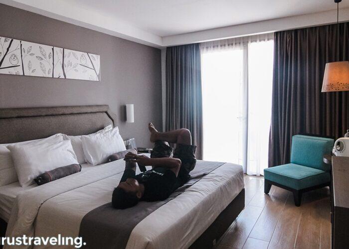 Superior Room Hotel Harper Kuta