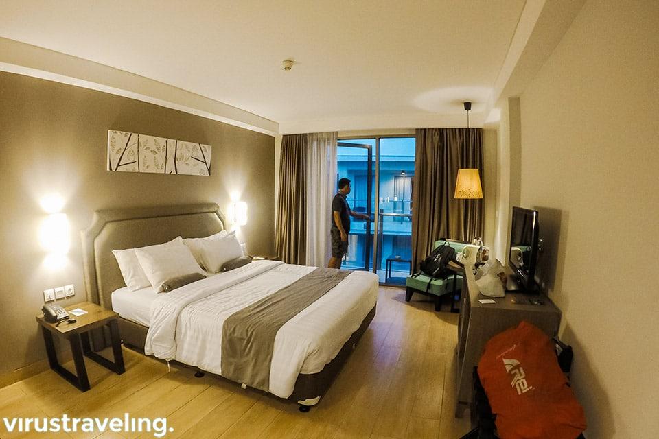 Superior Room Hotel Harper Kuta Bali
