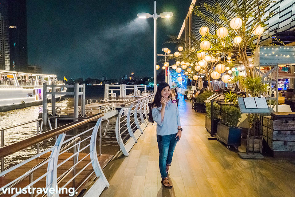 Bangkok Cruise Dinner Chaophraya River