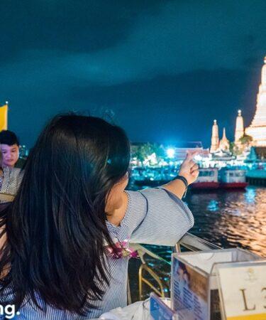 Bangkok Cruise Dinner Traveloka Xperience