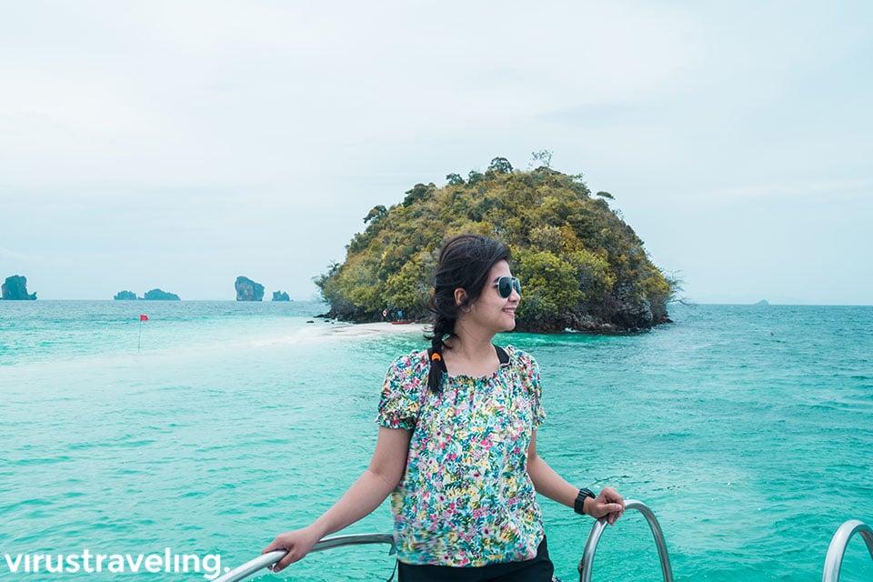 Liburan ke Krabi island hopping