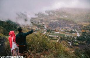 Desa Pinggan Kintamani