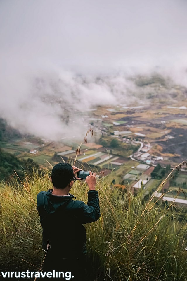 Foto Desa Pinggan Kintamani