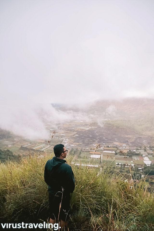 virustraveling di Desa Pinggan Kintamani