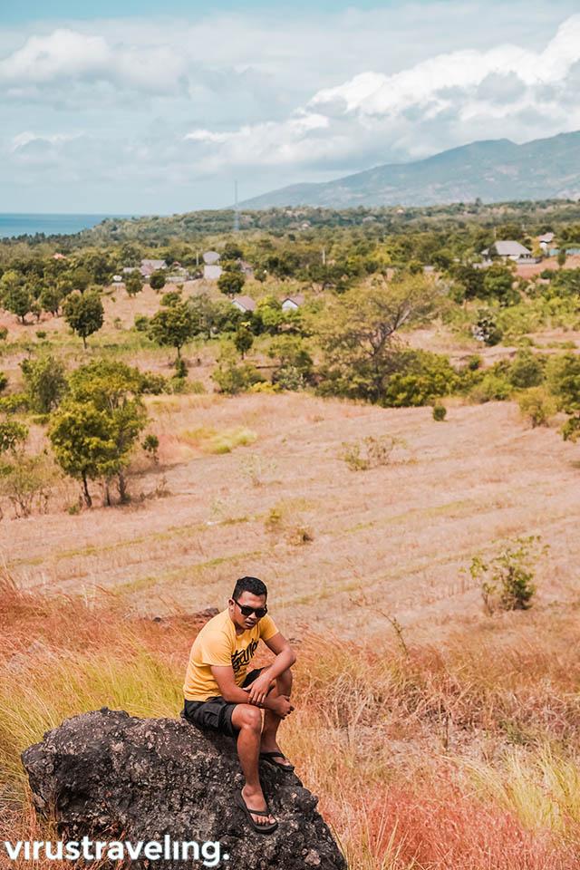 virustraveling jalan jalan ke Tulamben