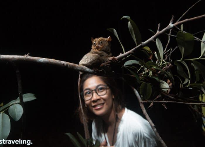 Tarsius Belitung